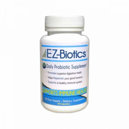 EZBiotics Supplement