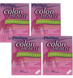Phillips'® Colon Health® probiotic Supplement 120 Day Supply