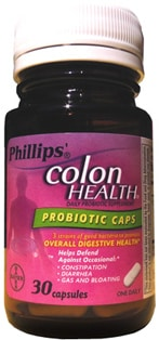 Phillips'® Colon Health®