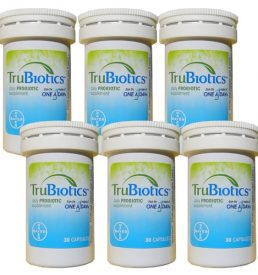 Trubiotics™ Probiotic Supplement 6 Month Supply